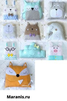 Baby Crib Bumpers, Bumper Pads For Cribs, Baby Bumper, Cot Bumper, Baby Cribs, Crib Pillows, Kids Pillows, Animal Pillows, Fish Pillow