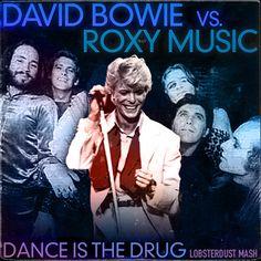 Bowie vs. Roxy