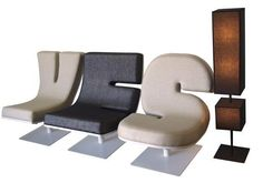 Typographic Furniture - YES!
