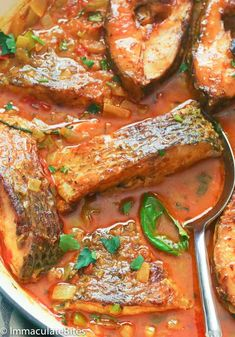 History of Indian cuisine Fried Fish Recipes, Salmon Recipes, Seafood Recipes, Indian Food Recipes, Restaurant Recipes, Rice Recipes, Yummy Recipes, Soup Recipes, African Rice Recipe