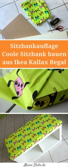 New Photo Build the seat cover and seat from a Kallax shelf Tips Die meisten effektive Ideen der Ikea Kinder Raum Ikea Kinder Raum weiter faszinierend für die Kind Ikea Kallax Regal, Ikea Kallax Hack, Kallax Shelf, Ikea Hack Kids, Kitchen Booths, Hallway Bench, Ikea Home, Hacks Diy, Ikea Hacks