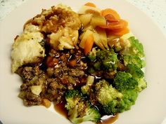 Jenny Eatwell's Rhubarb & Ginger: Really Lamby Shepherd's Pie Eating Well, No Cook Meals, Broccoli, Lamb, Cooking Recipes, Tarts, Vegetables, Friday, Food