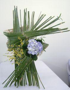 Dynamic Woven Split Bamboo