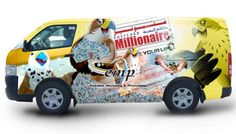 Check out beautiful Vehicle Graphics and Signs offered by Sign Edge Dubai.