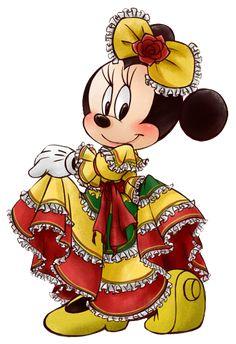 Hispanic Minnie Disney Pixar, Walt Disney, Disney Umění, Ledové Království Disney, Bugs Bunny, Počítačová Myš, Caricatures, Kluci