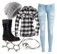"""Untitled #482"" by littlemisstoxin ❤ liked on Polyvore featuring Jigsaw, Steve Madden, American Eagle Outfitters and claire's"
