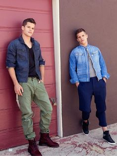 'BELLO' Cover Boys: Max and Charlie Carver