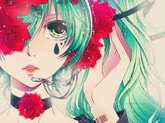 miku hatsune anime nightcore - Google Search