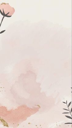 Paper Background Design, Powerpoint Background Design, Flower Background Wallpaper, Pastel Background, Watercolor Background, Graphic Wallpaper, Pink Wallpaper Iphone, Emoji Wallpaper, Wallpaper Backgrounds
