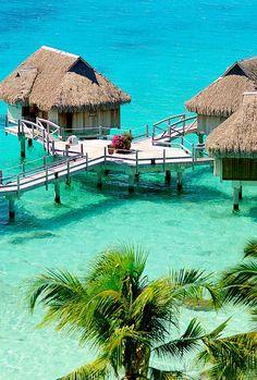 Beach Cottages, The Maldives