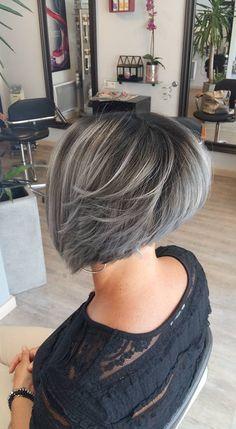 Short Hair Syles, Funky Short Hair, Short Hair Cuts For Women, Short Sassy Haircuts, Short Bob Hairstyles, Trendy Hairstyles, Tattoo Passion, Hair Skin Nails, Love Hair