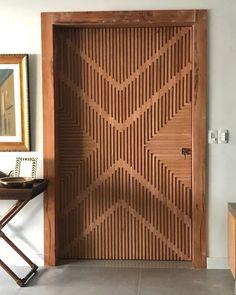 48 New ideas main entrance door design stairs Modern Entrance Door, Main Entrance Door Design, Wooden Main Door Design, Front Door Design, Entrance Doors, Patio Doors, Modern Door, Front Doors, Door Design Interior
