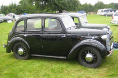 Austin 8.  My father had one of these.