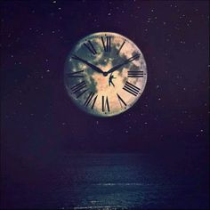 """""""Turn the clocks back to the way things were."""" Eraser song lyrics by Coheed and Cambria. single off the new album The Color Before the Sun Moon Clock, Coheed And Cambria, Moon Time, Clocks Back, Moon Photos, Illustrations, Stars And Moon, Art Photography, Artwork"""