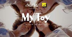 Découvrez le clip interactif My Toy et suivez Breakbot dans les coulisses du clip à la rencontre des professionnels PagesJaunes qui ont participé au tournage.