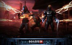 Mass Effect 3 wallpaper for mac computers (Lon WilKinson 1920x1200)