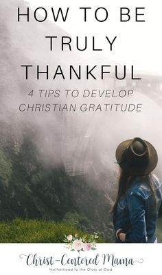 Instagram captions about thankfulness are in style. Do you feel the pressure to be grateful? How can a modern Christian learn how to be truly thankful? #thankful #grateful #blessed #christianity #thanksgiving #bible