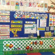 garden theme classroom ideas | my garden themed classroom repinned from classroom by lacee stone