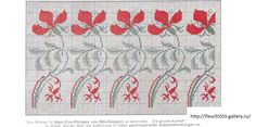 Motifs Art Nouveau, Motif Art Deco, Art Nouveau Pattern, Art Nouveau Design, Cross Stitch Borders, Cross Stitch Flowers, Cross Stitch Patterns, Folk Embroidery, Cross Stitch Embroidery