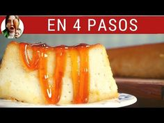 How to make PANCAKES and crepes with caramel: 6 Tricks you have to know - Paulina Cocina Hispanic Desserts, Low Carb Recipes, Cooking Recipes, Coffee Bread, German Desserts, Sweet Buns, Latin Food, Sin Gluten, Sweet Treats