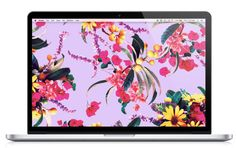 Floral Digital Wallpapers for your phone and desktop from May Designs!
