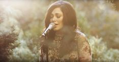 Listen to  Kari Jobe's 'The Garden'. Her angelic voice and the beautiful song fills our hearts with worship.