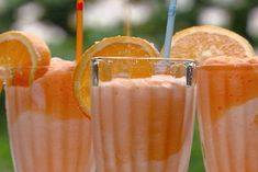 Get Orange-sicle Spritzer Recipe from Food Network