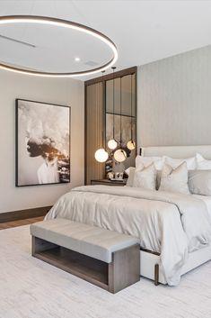 Master Bedroom Interior, Modern Master Bedroom, Room Design Bedroom, Modern Elegant Bedroom, Contemporary Bedroom Decor, In China, Luxurious Bedrooms, Festival Photography, House