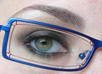 Makeup Tips Eye Glasses