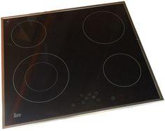 Zwarte Teka GKST60Z BASIC inbouw keramische kookplaat aktie op = op!  Neem een kijkje op KeukenExpress.com