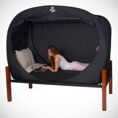 Fancy - Privacy Pop Bed Tent