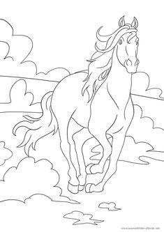 Ausmalbilder pferde ausmalen 770 malvorlage alle ausmalbilder 10 ausmalbild pferdg 8481200 altavistaventures Choice Image