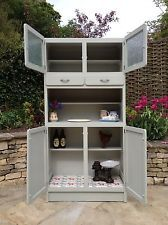 1950's retro kitchen larder cupboard