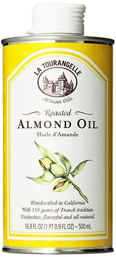 La Tourangelle Roasted Almond Oil - Delicate and fresh - All natural, Expeller-pressed, Non-GMO, Kosher - Fl. * Quickly view this special product, click the image : Dinner Ingredients Baking Soda For Dandruff, Baking Soda For Hair, Baking Soda Shampoo, Organic Coconut Oil, Organic Oil, Baking Soda Benefits, Best Oils, Roasted Almonds, Dark Circles