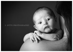 30 ways to photograph your newborn - love this shot