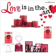 Get Ready for a Red Hot Valentine's Day with Gold Canyon Candles Gold Canyon Candles, Candels, Best Candles, Valentines Day, Fragrance, Red, Valentine's Day Diy, Valentine Words, Perfume