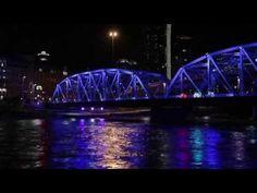 Travel Alberta - Light Up the Night in Calgary - YouTube