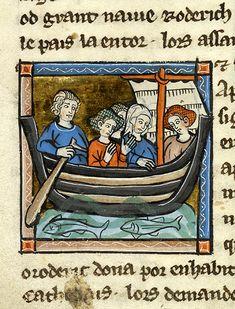 Abrégé des histoires divines France, possibly Amiens, between 1300 and 1310 Medieval Manuscript, Medieval Art, 14th Century, Religious Art, Renaissance, Images, Artists, Illustration, Cards