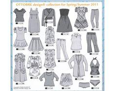 Ottobre Woman Frühjahr/Sommer 2011