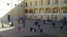 I cortili del Domenico Savio sono un pezzo di storia per intere generazioni messinesi e non di rado i genitori amano ricordare i tempi trascorsi. E' anche e soprattutto motivo di tranquillità sapere i propri figli giocare all'aperto in ambienti completamente custoditi.