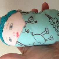 Sewing : My version of Baby Buddy