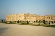 dvorac Versailles