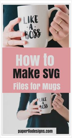 Learn how to make svg files for mugs and much more. You can easily create and design svg files to use for crafts. Crafts To Sell, Crafts For Kids, Dyi Crafts, Cork Crafts, Sewing Crafts, Cricut Tutorials, Cricut Ideas, Unique Drawings, Video Advertising