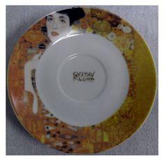 Coleção Retrato de Adele Bloch Bauer Pratinho de Porcelana - Gustav Klimt  http://www.antiguidadesonline.com/porcelana/gustav-klimt/index.php