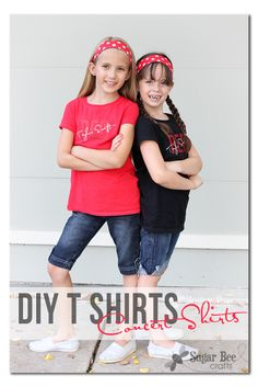 DIY Concert T Shirts