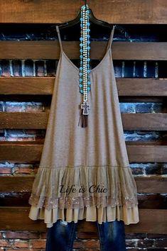 Plus Size Boutique - Plus Size Online Boutique – Page 2 – Life is Chic Boutique Sheer Lace Top, Lace Slip, Lace Dress, Slip Dresses, Boho Dress, Cute Fashion, Fashion Outfits, Shirt Extender, Plus Size Boutique