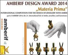 Amberif – Gdansk (Poland) – Fair : 19-22 Mars 2014 – Design Award : deadline 10 Fevr. 2014