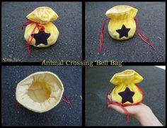 Animal Crossing Bell Bag Purse