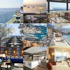 Boasting a rooftop terrace offering views of the Circuit de Monaco, Fairmont Monte Carlo is a hotel set between the Mediterranean Sea and the Casino. Fairmont Monte Carlo, Rooftop Terrace, Mediterranean Sea, Hotel Deals, Monaco, Luxury, Roof Deck, Rooftop Deck, Munich