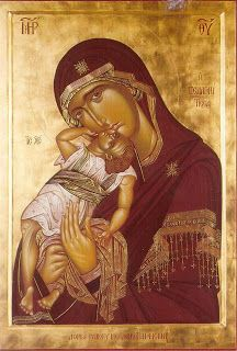 Religious Icons, Religious Art, Greek Icons, Holy Quotes, Byzantine Icons, Holy Mary, Orthodox Icons, Russian Art, Sacred Art